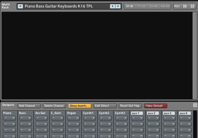 Using Kontakt Load Multi
